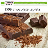 2kg Chocolate Tablets Depositing Line Chocolate Machine Chocolate Maker