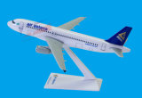 Scale 1: 200 A320 Air Astana Aircraft Model