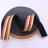 Custom Printed Web Belt Stripe Color