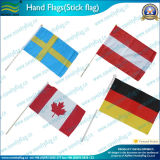 Custom Hand Flags for Promotion (NF01F02017)