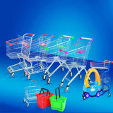 High Quality Shopping Cart Shopping Trolley Shopping Baskets