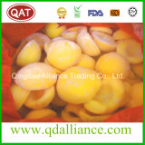 Frozen Yellow Peach Halves IQF Yellow Peach