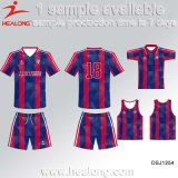Healong Unique Full Sublimated Jersey Soccer Football Uniform