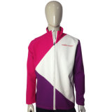 Lady′s Windproof Sport Softshell Jacket