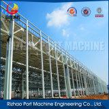 SPD Conveyor Prefab Steel Roof Structure