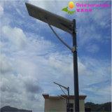 Integrated LED Solar Light, Solar Sensor Lamp with Solar Panel