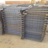 Steel Frame Parts Welded by H Steel Beam