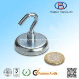 E42mm Strong Power Neodymium NdFeB Magnetic Hook