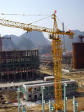 Tower Crane (TC6010) for Construction with Max Load 8t