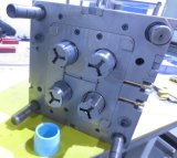 4 Cavity Puller Core Plastic Mould