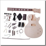 [Winzz]Lp Style China Unfinished DIY Electric Guitar Kits (EGR200A-W)