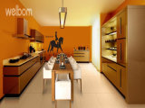 2015 Welbom New High Glossy Lacquer Modern Kitchen Cabinet