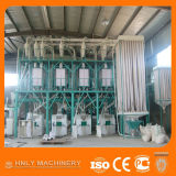 140t/24h Fully Automatic Steel Structured Wheat Flour Milling Line