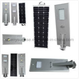 Solar Driveway Post Lights LED Lampione Solare Pure White All in One Solar Light Bulb System for Sale