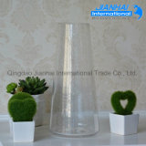 Custom-Made High Quality Glass Flower Vase for Home Decoration