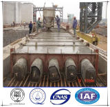 Vulcanizing From Rubber of Inflatable Rubber Balloon for Making Culverts