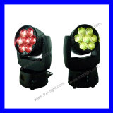 7*12W LED Moving Head Beam Lighting with Zoom