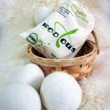 China Wholesale New Zealand XL 6 Pack Cotton Bag 100% Pure Natural Felt Laundry Organic Wool Dryer Balls