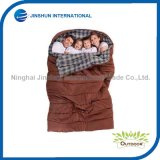 3-4 Persons Family Camping Sleeping Bag Travel