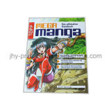 Hot Sells Perfect Binding Full Color Comic Book Printing (jhy-344)