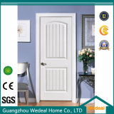 MDF CNC Carved Simulated Stile and Rail Interior Door for Houses Projects