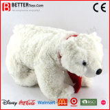 Realistic Stuffed Animal Soft Plush Toy Polar Bear