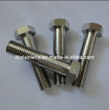 Nickle Alloy Anti Rusty High Temperature Hex Head Bolt