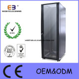 Floor Network Cabinet Used for Telecom Equipments, 18u to 47u