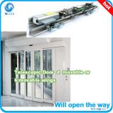 Chinese Most Fast Telescopic Sliding Door System