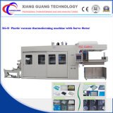 Semi Automatic Plastic Container Thermoforming Machine with Servo Motor