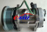 Auto Car AC Air Conditioning Compressor for Caterpillatr 8pk