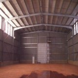 Steel Structure Material for Workshop, Warehouse (SSW-26)