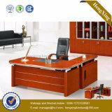 L Shape Metal Legs Director Office Desk (NS-NW071)