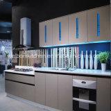 2016 Welbom Modern MDF Lacquer Kitchen Cupboards