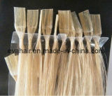 100% Indian Human Remy Flat-Tip Keratin Pre-Bonded Hair Extension