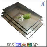 Shining Silver 3D Wall Aluminium Compoiste Panel (XH006)