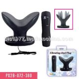 Vibrating Anal Anchor Secruity Plug. 7 Functions Sex Toy (PX2B-072-380)