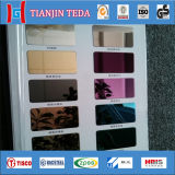 AISI304 Mirror Colored Ss Sheet