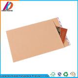 China Factory Custom Beauty Brown Kraft Paper Envelope