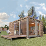 Flat Pack Container House for Modular House