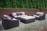 by-467 Luxury Brown Wicker Cheap Outdoor Garden Set