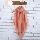 Fashion Plain Dyed Winter Women Scarf /Shawl (Hz71)