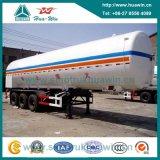 Heavy Duty 30 Ton LPG Road Tanker Semi Trailer