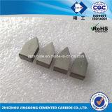 Metalworking Cutting Tungsten Carbide Brazed Tips (C125)