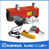 100% Copper Motor Wire Rope Electric Hoist for Lifting