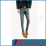 Elastic Fitted Skinny Fashion Jeans for Men (JC3394)