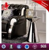Fashion Design Whole Stainless Steel Bar Round Table CT34