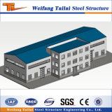 Made by China Factory Low Cost High Quality Prefab Steel Structure Warehouse Construction Building