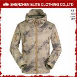 High Quality Nylon Softshell Jacket Military