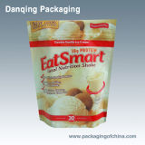 Ice Cream, Powder Packaging, Stand up Pouch with Zipper